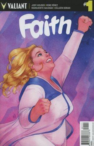 Faith (Valiant) édition Issues V2 (2016 - 2017)