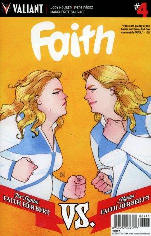 Faith (Valiant) # 4 Issues V2 (2016 - 2017)