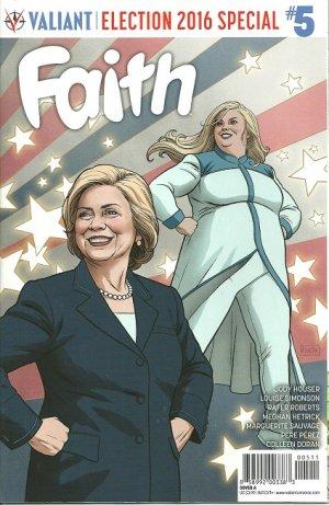 Faith (Valiant) # 5 Issues V2 (2016 - 2017)