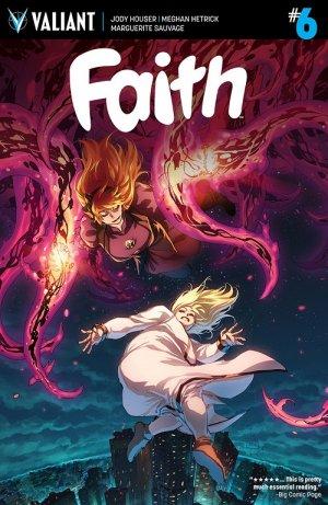 Faith (Valiant) # 6 Issues V2 (2016 - 2017)