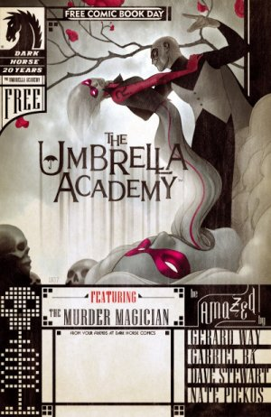 Free Comic Book Day 2007 - The Umbrella Academy édition Issues
