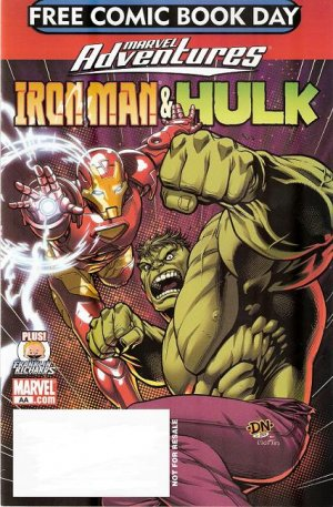 Free Comic Book Day 2007 - Marvel Adventures édition Issues
