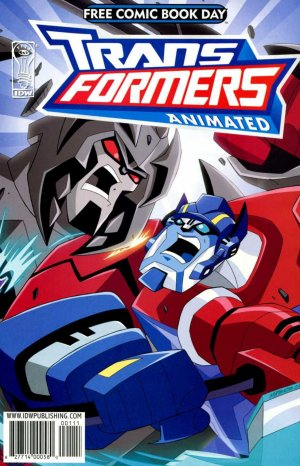 Free Comic Book Day 2009 - Transformers Animated / G.I. Joe édition Issues