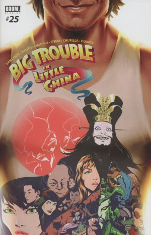 Big Trouble in Little China 25
