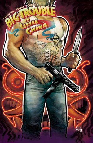 Big Trouble in Little China 6