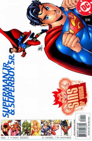 Sins of Youth - Superman, Jr. & Superboy, Sr. édition Issues