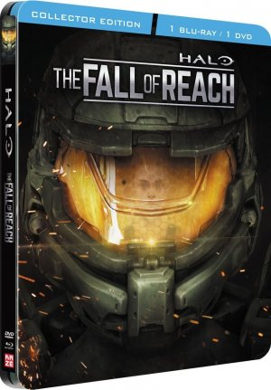 Halo : The Fall of Reach édition Combo