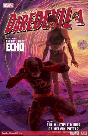 Daredevil édition Issues V5 - Annual (2016)