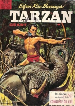 Tarzan Géant 8