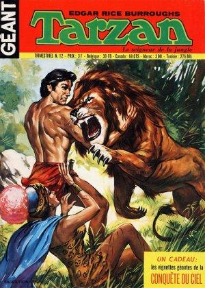 Tarzan Géant 12