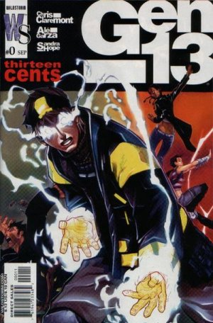 Gen 13 édition Issues V3 (2002 - 2004)