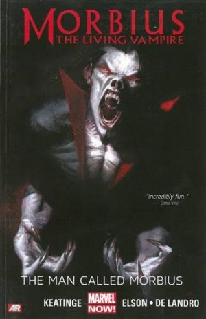 Morbius - The Living Vampire édition TPB softcover (souple)