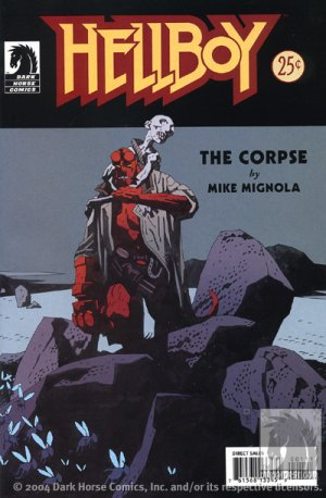 Hellboy - The Corpse édition Issues