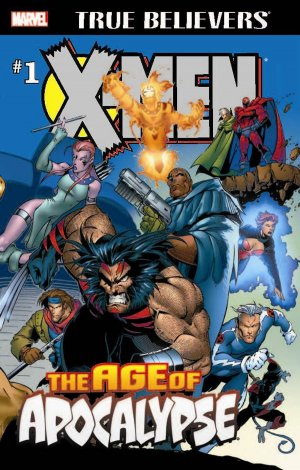 X-Men Alpha # 1 Issue (2015)