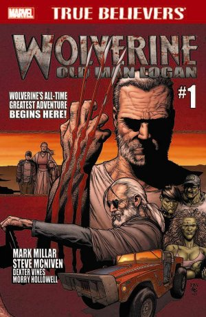 True Believers - Old Man Logan édition Issue (2015)