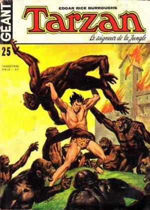 Tarzan Géant 25
