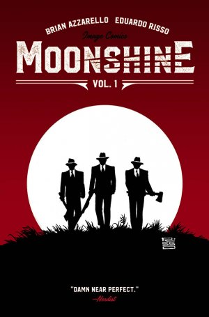 Moonshine édition TPB softcover (souple)