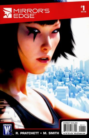 Mirror's Edge édition Issues