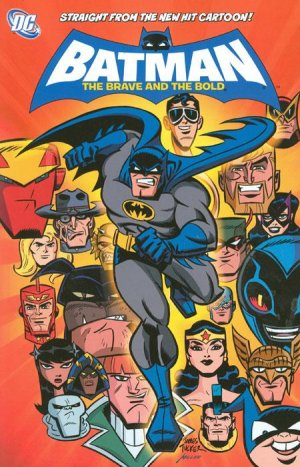 Batman - L'alliance des héros édition TPB softcover (souple)