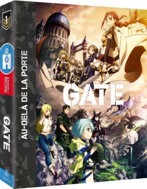 Gate édition Collector DVD