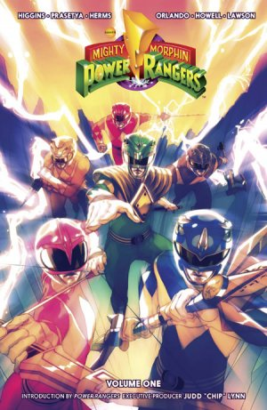 Mighty Morphin Power Rangers édition TPB softcover (souple) - (2016 - Ongoing)