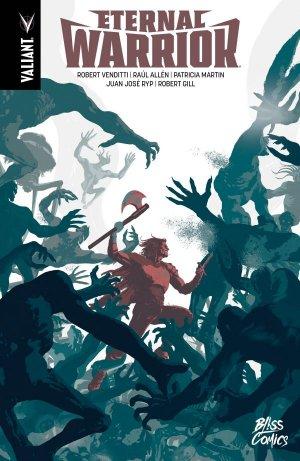 Eternal Warrior - La colère du Guerrier Éternel édition TPB hardcover (cartonnée)