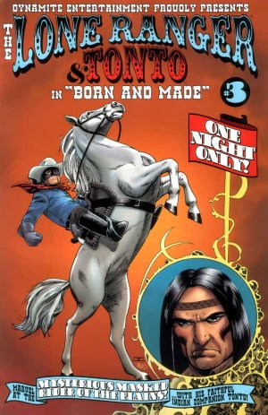 The Lone Ranger And Tonto 3