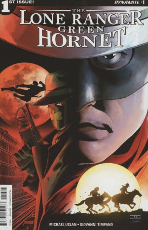 The Lone Ranger / Green Hornet édition Issues (2016)