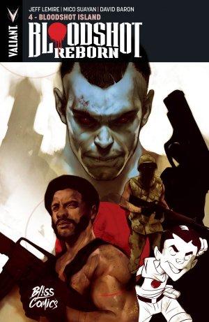 Bloodshot Reborn # 4 TPB hardcover (cartonnée)