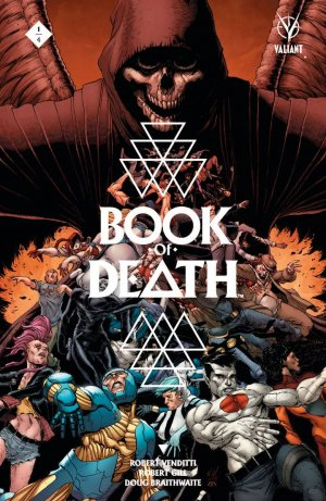 Book of Death édition Issues (2015)
