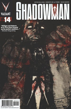 Shadowman # 14 Issues V3 (2012 - 2014)