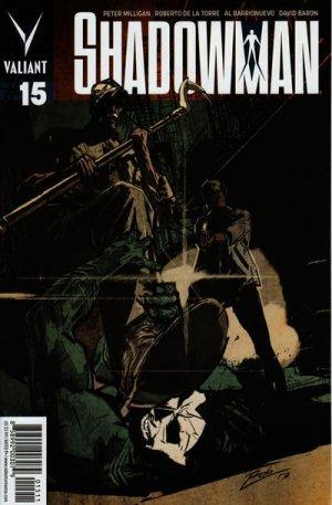 Shadowman # 15 Issues V3 (2012 - 2014)