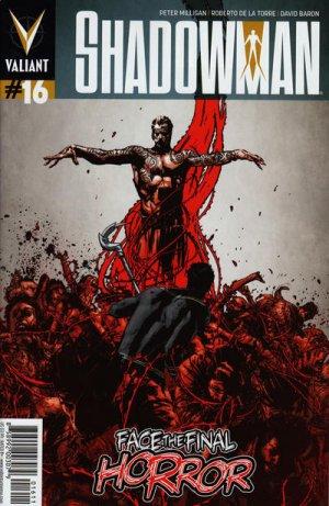 Shadowman # 16 Issues V3 (2012 - 2014)