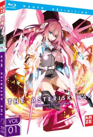 The Asterisk War édition Blu-ray