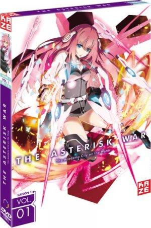 The Asterisk War édition DVD