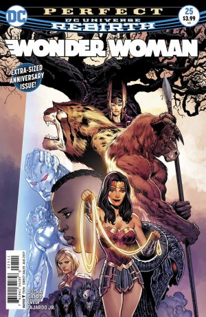 Wonder Woman # 25 Issues V5 - Rebirth (2016 - en cours)