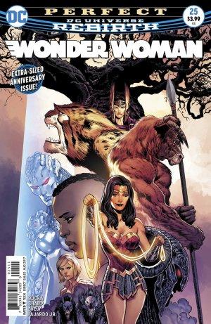 Wonder Woman # 25