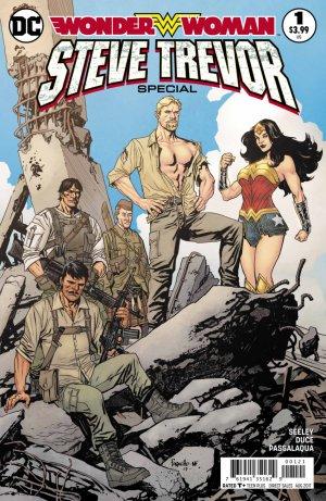 Wonder Woman: Steve Trevor Special # 1