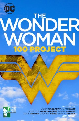 The Wonder Woman 100 Project édition Softcover (souple)