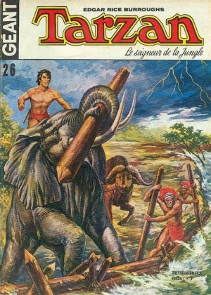Tarzan Géant 26