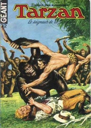 Tarzan Géant 32