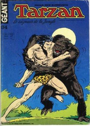 Tarzan Géant 34
