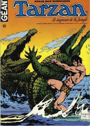 Tarzan Géant 40