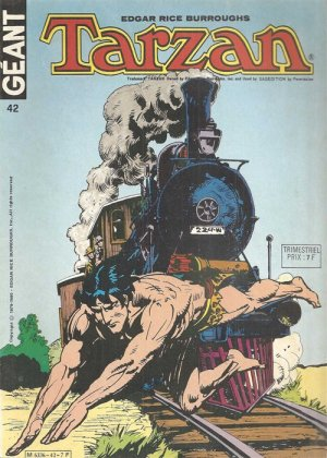 Tarzan Géant 42