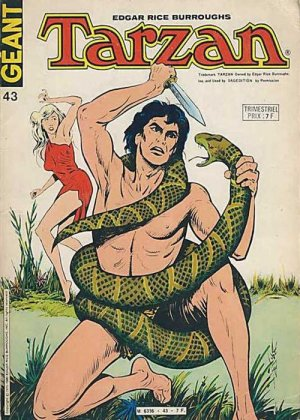 Tarzan Géant 43