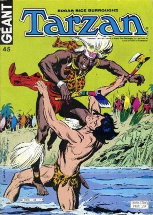 Tarzan Géant 45