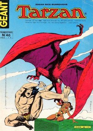 Tarzan Géant 46