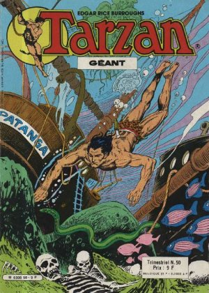 Tarzan Géant 50