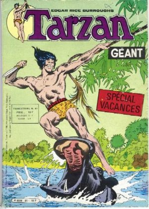Tarzan Géant 51
