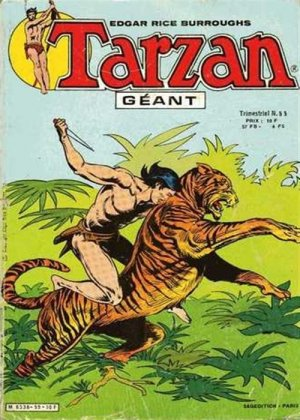 Tarzan Géant 55